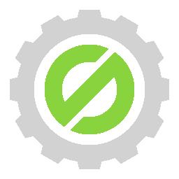 GameMaker: Studio logo in Windows 8 style