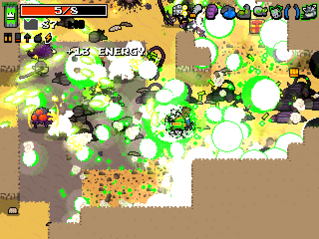 Nuclear Throne update 99