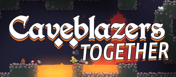 Caveblazers Together logo